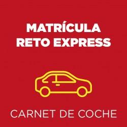 Matrícula Reto Express